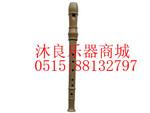 木质6孔竖笛